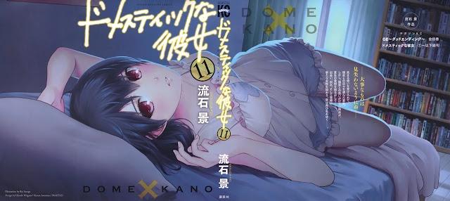 Hoje é o aniversário de Rui Tachibana do Anime Domestic na Kanojo