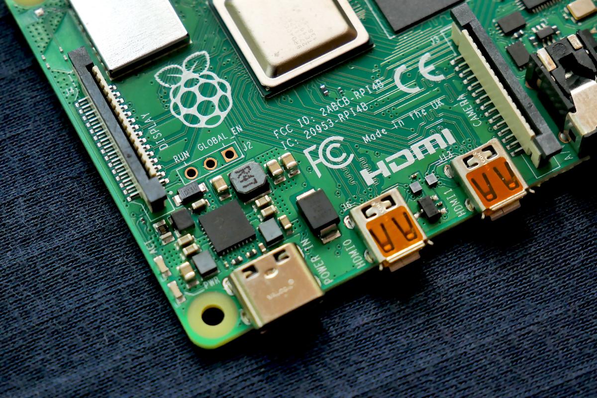 Interfaccia web per la Raspberry Pi Camera