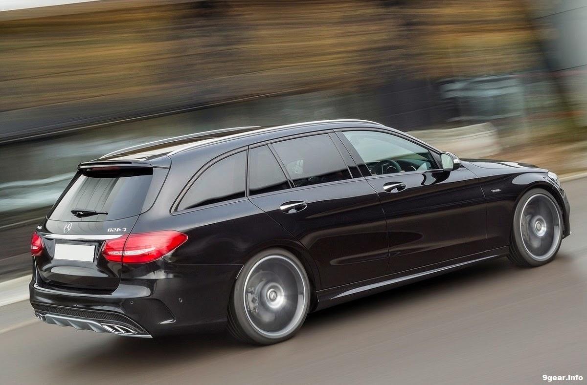 2016 Mercedes-Benz C450 AMG 4Matic Estate   Car Reviews   New Car ...