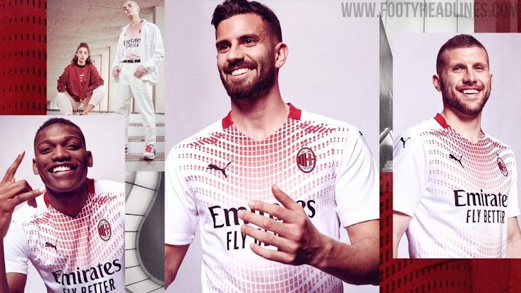 Ac Milan 20 21 Away Kit Released Footy Headlines