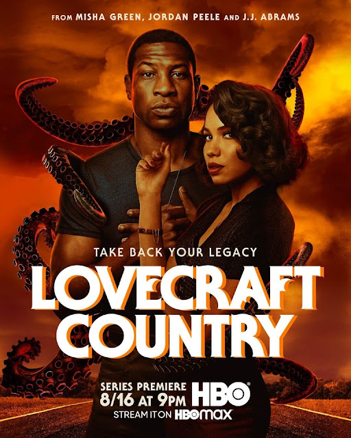 HBO Lovecraft Country tv series teaser characters