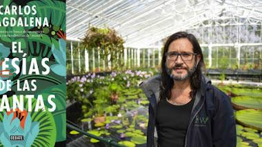 El libro de Carlos Magdalena 'El Mesías de las Plantas'