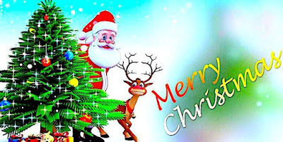 happy christmas new year wishes message