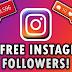Obtenez des abonnés Instagram gratuits, en toute simplicité