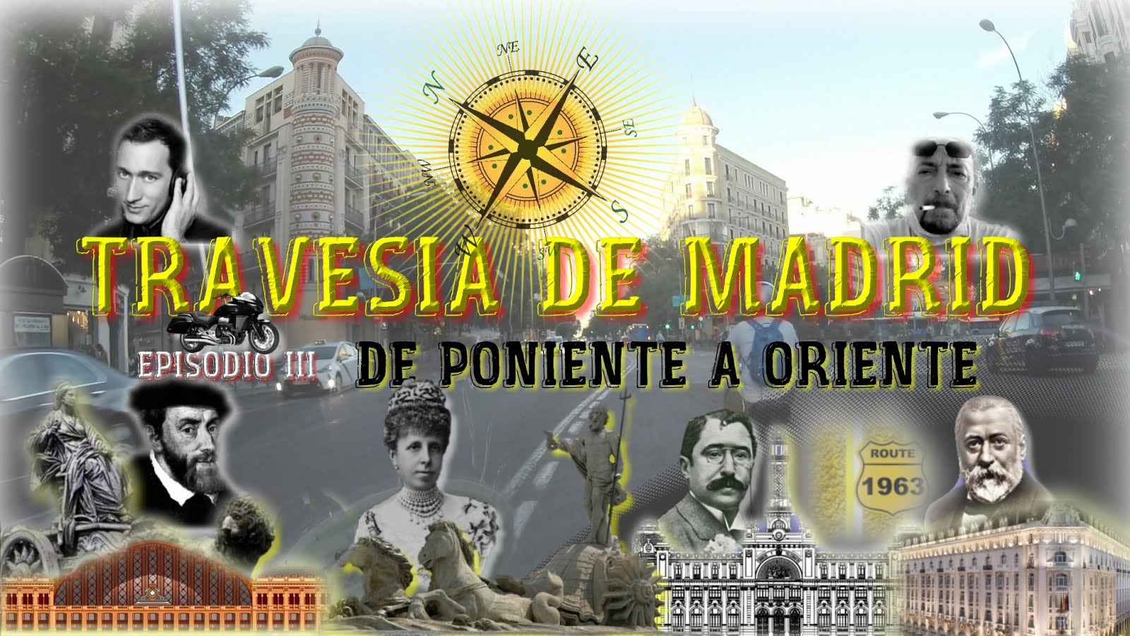 TRAVESÍA DE MADRID. Episodio III