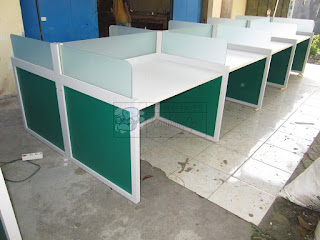Cubicle Workstation 8 Person