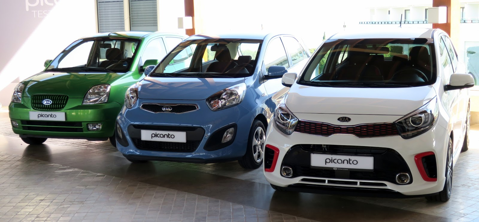 Evolving from what has been a pretty successful small car for the korean brand globally and in europe they took a careful look at the buyer profile in the
