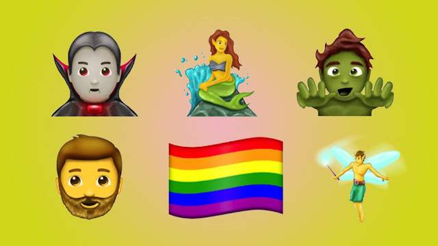 How to get all of Apple's new emojis right now
