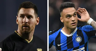 Lautaro: 'It would have been a dream for me if Messi joined Inter'