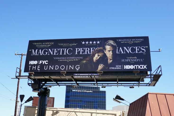 Undoing HBO FYC billboard