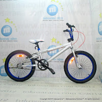 20 Inch Pacific Missoni 1.0 Alloy BMX Bike