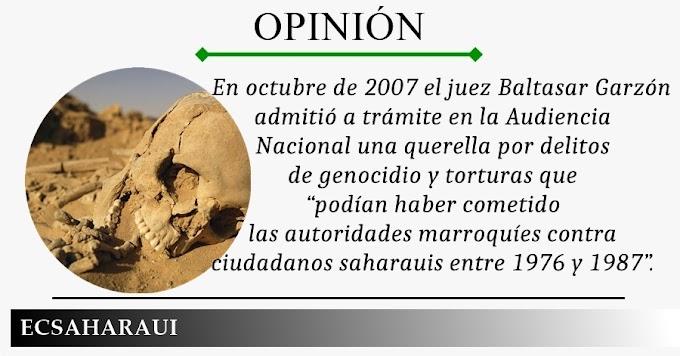 Un Genocida en España.