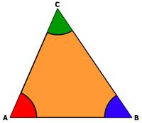 gambar segitiga tersebut merupakan segitiga ABC.