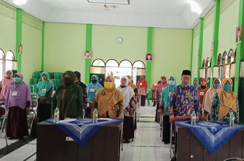 Digelar Kemenag Kebumen, 37 Guru RA Ikuti Lomba Bercerita