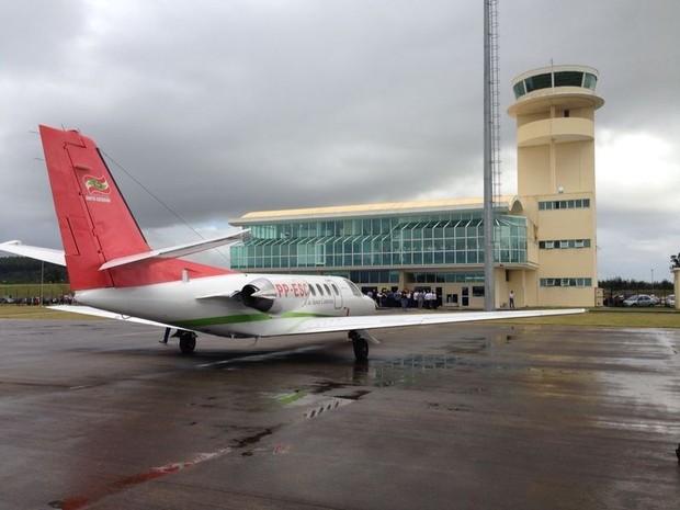 Aeroporto Em Sc : A constante espera pelo desenvolvimento do sul catarinense