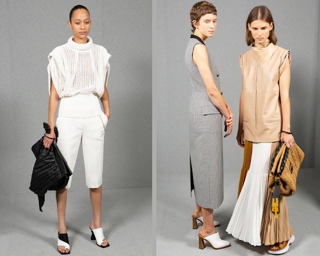 Коллекция Givenchy весна-лето 2020 1