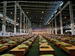 Kasus Covid-19 Melonjak, Thailand Bangun RS Darurat di Bandara Don Muang