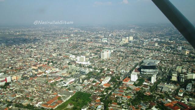 Semarang dari atas