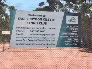 East Croydon Kilsyth Tennis Club