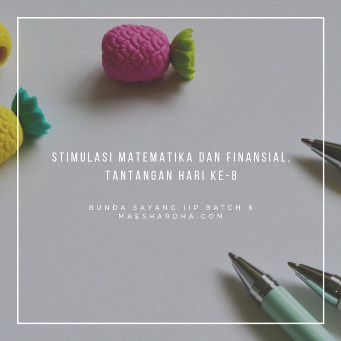 Stimulasi Matematika dan Finansial, Tantangan Hari Ke-8