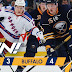 Eichel leads Sabres to victory over Rangers