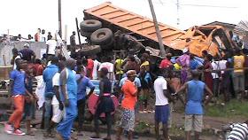 Road Accident In Mutengene
