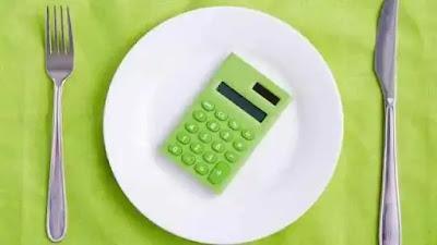 أفضل طريقة لحساب السعرات الحرارية للتنشيف