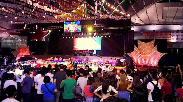 Timpuyog Festival in Aliwan 2017
