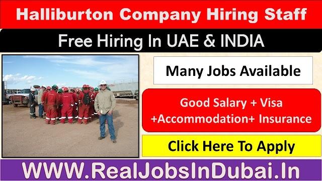 Halliburton Careers Jobs Vacancies 2021