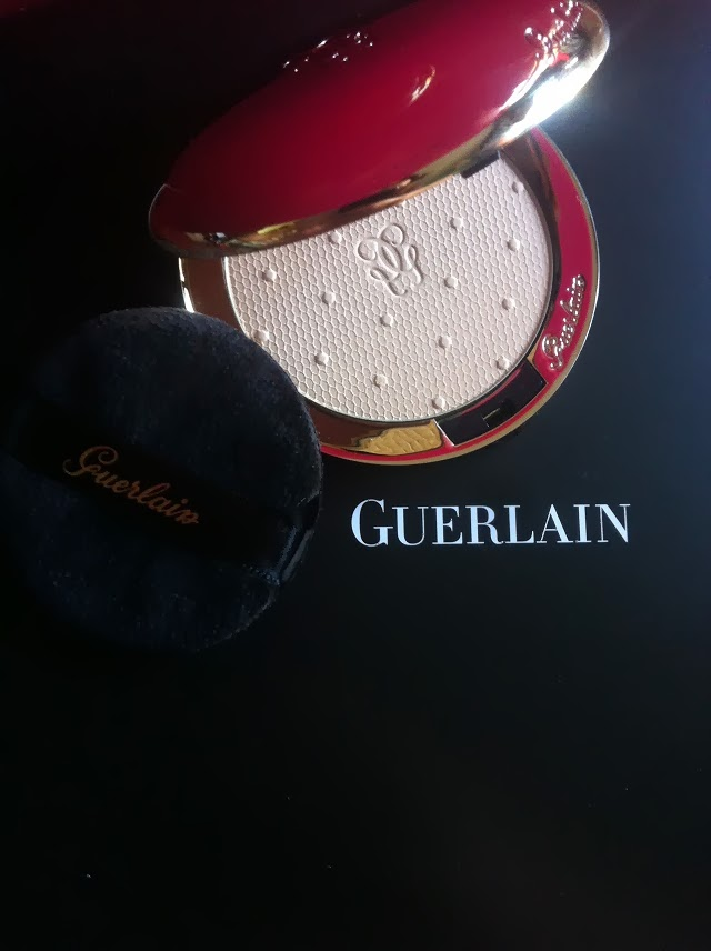 Guerlain Voilette de Madame Collezione Make Up Autunno 2013 e fondotinta Tenue de Perfection