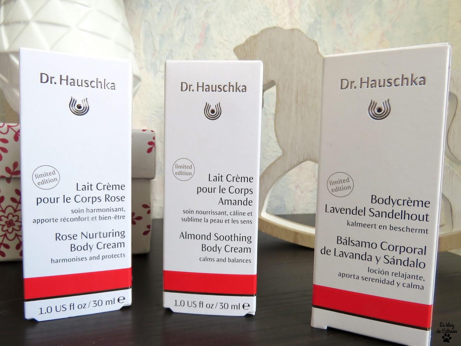 Lait Crème pour le Corps - Dr Hauschka