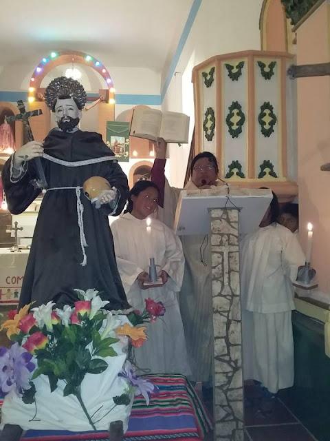 den heiligen Franz