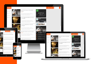 download GooPlus AMP Responsive Template