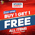 Sports Direct Kuwait - Buy 1 Get 1 Free