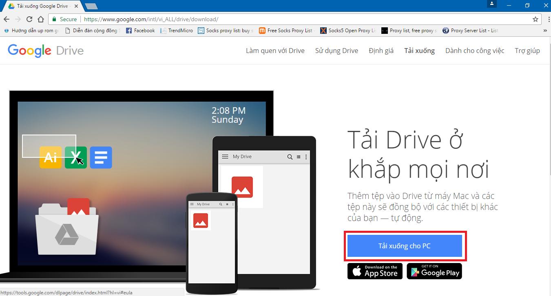Share Free Video Khóa học Sử dụng Google Drive cho công việc văn phòng 2021