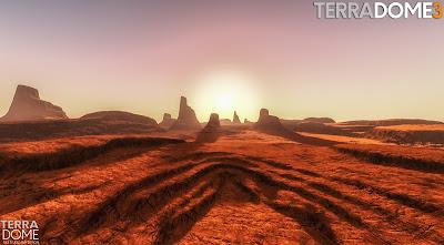 TerraDome 3 Iray