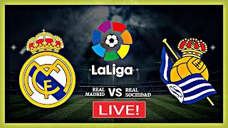 سوسيداد - ريال مدريد - بت مباشر لمباراة اليوم