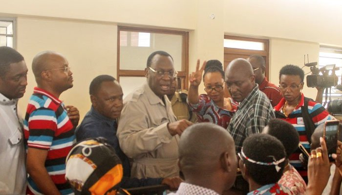 Kesi ya Mbowe na viongozi wengine Chadema yapangiwa hakimu mwingine