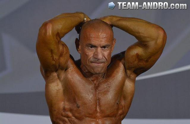 Ο Τάσος Κολιγκιώνης το 'πε και το 'κανε: Το Ναύπλιο κέντρο του διεθνούς bodybuilding