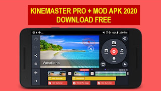 Download APK Kinemaster Mod Tanpa Watermark