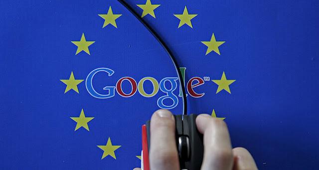 جوجل في مواجهة مع الاتحاد الأوروبي
