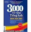 3000 Từ Vựng Thông Dụng Nhất (Full Ebook+Audio) Bản Đẹp