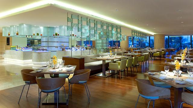 Quầy cafe Toastina - khách sạn Sheraton Nha Trang
