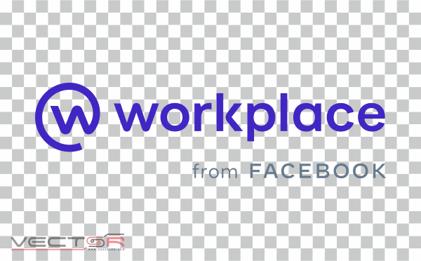 Workplace from Facebook Logo - Download .PNG (Portable Network Graphics) Transparent Images