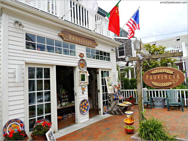 Comercios de Provincetown, Cape Cod