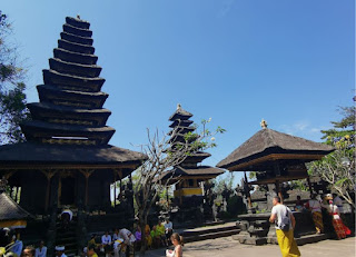 Pura Goa Lawah, Isla de Bali, Indonesia.