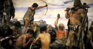 الإنسان وتطور الأنشطة البشرية
