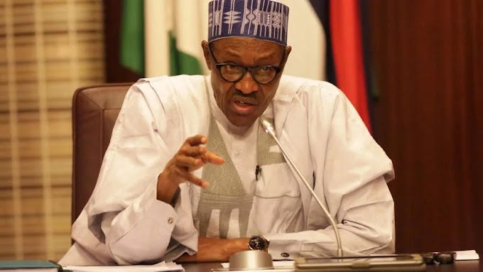 Look At How people without conscience looted Nigeria's money – Buhari