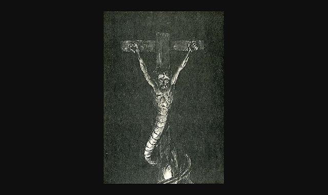 Anthurus d'Archer - Via crucis