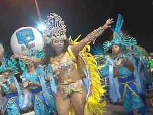 Escola Unidos do Roger é a grande campeã do Carnaval Tradição de JP